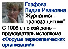 Блог Лидии Графовой